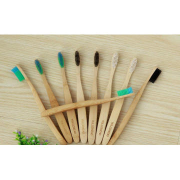 Eco-Friendly Natural Bamboo Toothbrush